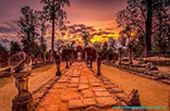 Heritage Trails Siemreap to Luang Prabang (9 days – 8 nights)