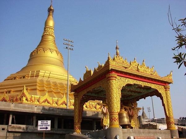 The Vipassana Temple and Park