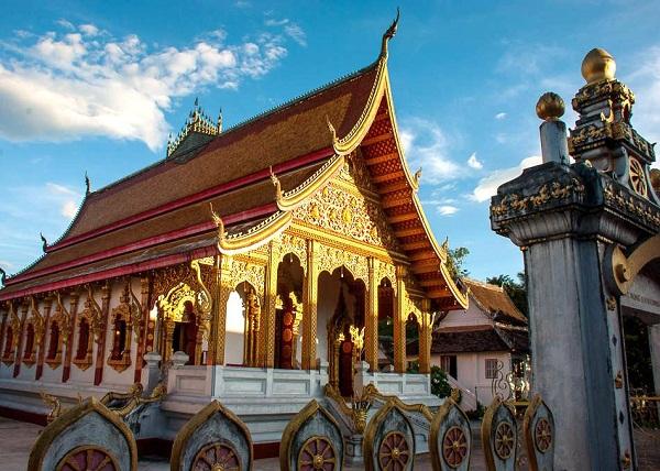 Wat Xieng Thong (Golden City Temple)