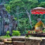 Champasak-a destination for relaxation