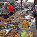 Vientiane street food