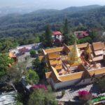 Doi Suthep Buddhist Temple in Chiang Mai