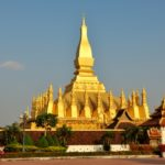 That Luang- a symbol of the land of a million elephants
