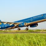 Vietnam Airlines from Hanoi to Sydney