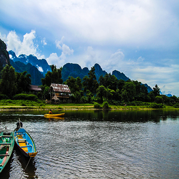 There are a lot of fun things to do in Vang Vieng Laos