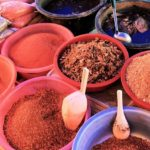 Find unique spices for your cooking in the market