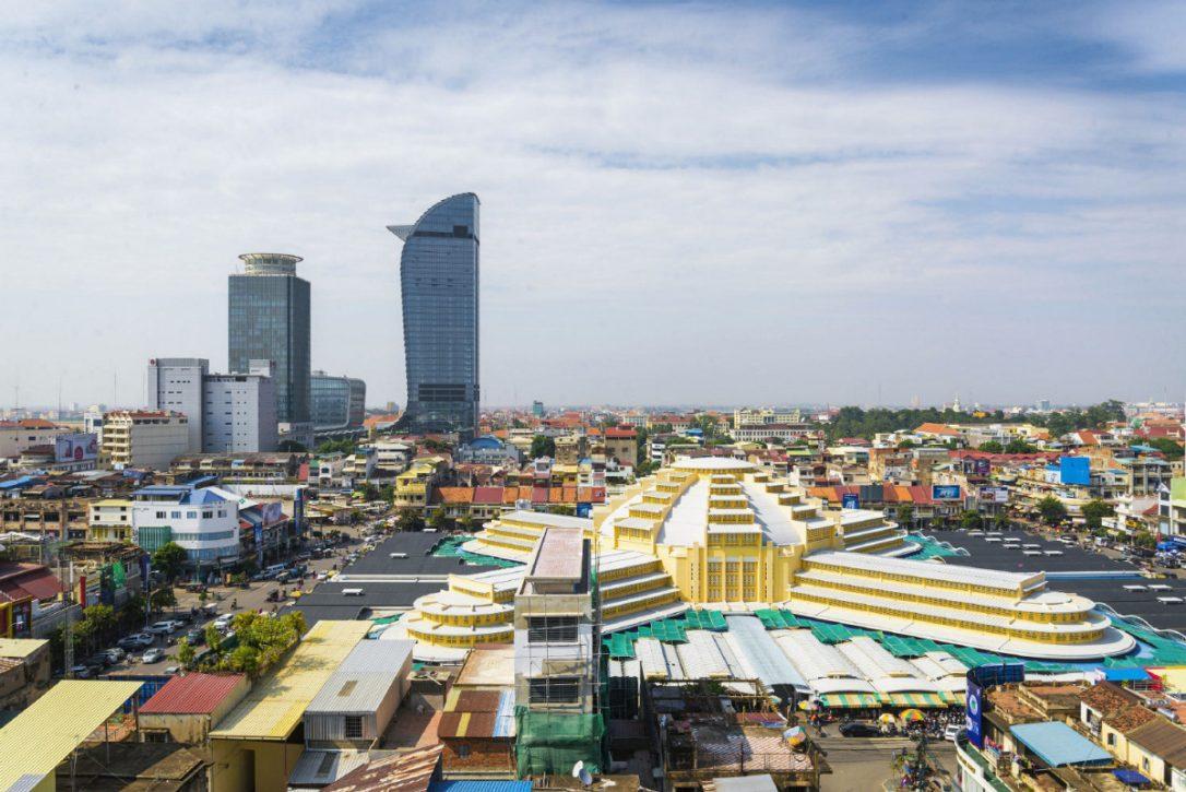 Phnom Penh vibrant capital
