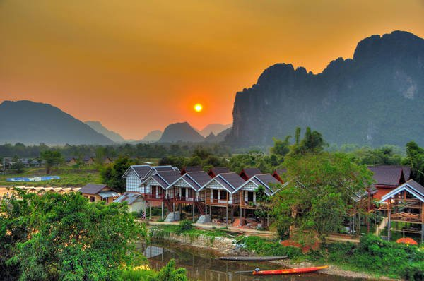 Vang Vieng – an adventure lovers' paradise