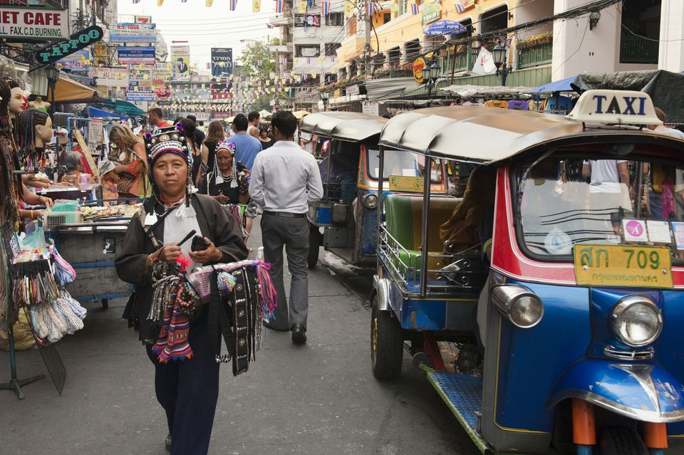 Don't be afraid to haggle in Thailand